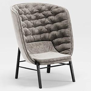 单椅3D模型-010403Y57