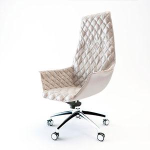 时尚办公椅3D模型-010405Y5