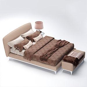 床3D模型-0101C42