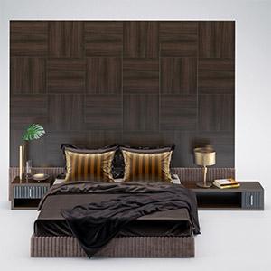床3D模型-0101C43