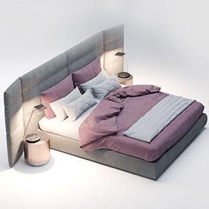 床3D模型-0101C45
