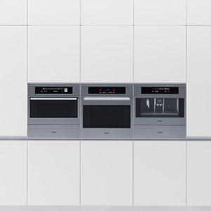 嵌入式电烤箱3D模型-0415S4
