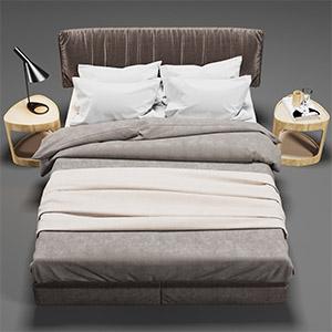 床3D模型-0101C47