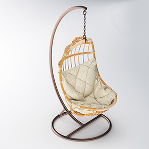 现代吊椅3D模型-010407D1