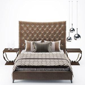 床3D模型-0101C48