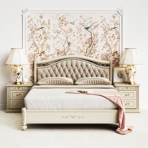床3D模型-0101C49