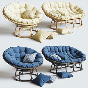沙发组合3D模型-010205S31