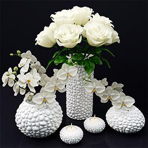 花束植物3D模型-1008F34