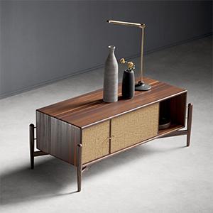 电视柜3D模型-0112D6