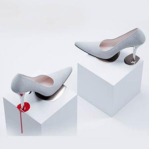 高跟鞋3D模型-0309Y9
