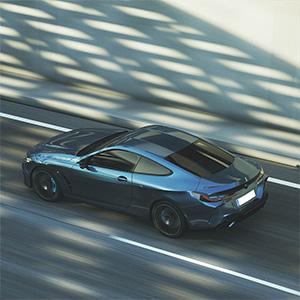 轿车3D模型-070301C6
