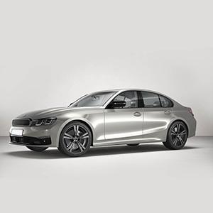 轿车3D模型-070301C5