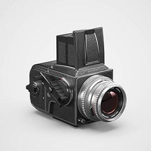 相机3D模型-1903X2