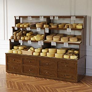 面包商品3D模型-1305S17