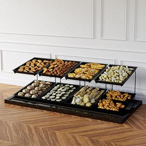 甜品点心商品3D模型-1305S14