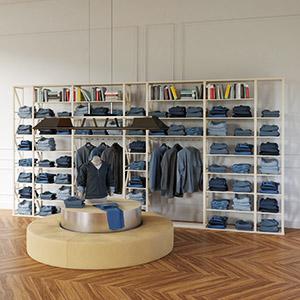 商场衣服店3D模型-1305S5