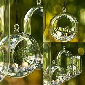 悬挂式花瓶3D模型-1008F52