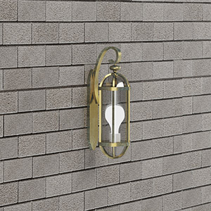 壁灯3D模型-0201B3