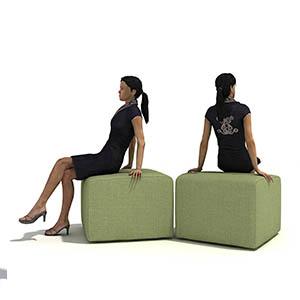 女人3D模型-0802N22