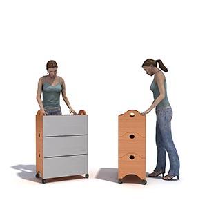 女人3D模型-0802N26