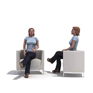 女人3D模型-0802N30