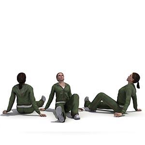 女人3D模型-0802N32