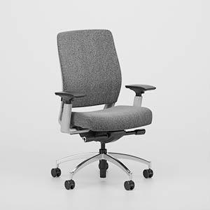 时尚办公椅3D模型-010405Y6