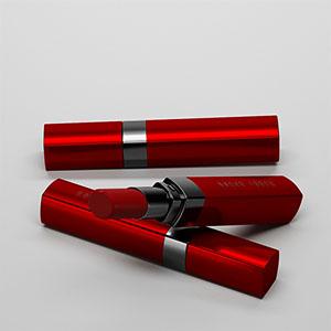 口红3D模型-0516X6