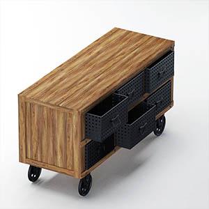 柜子3D模型-0111Z16