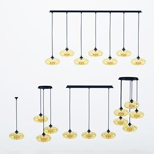 吊灯3D模型-0202D45