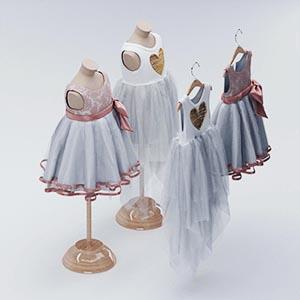 衣服3D模型-0309Y10