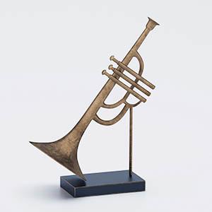 北欧工业风饰品3D模型-0303B99