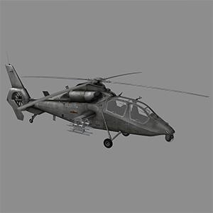 武直-19直升机3D模型-1105JZ16