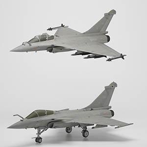 阵风战斗机3D模型-1103F37