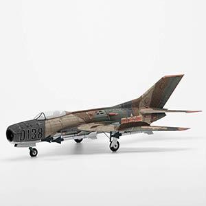 米格-19战斗机3D模型-1103F38