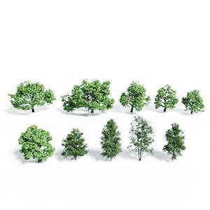 树3D模型-100101S53