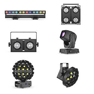 LED影视照明灯3D模型-0204S3