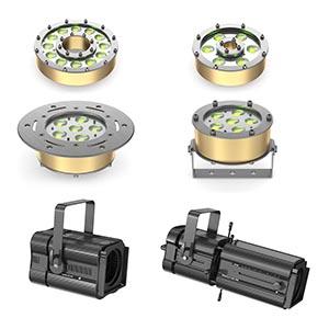 LED影视照明灯3D模型-0204S4
