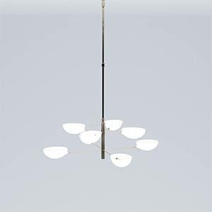 现代简约灯具3D模型-0202D47