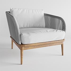 单椅3D模型-010403Y63