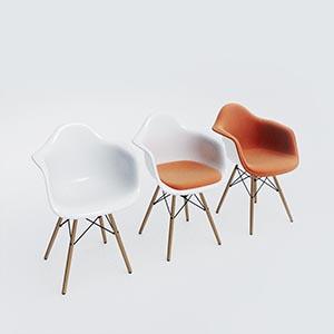 单椅3D模型-010403Y64