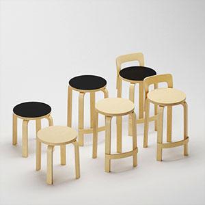 凳子3D模型-0103D9