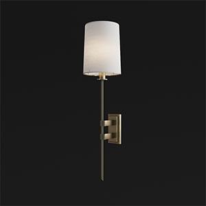 壁灯3D模型-0201B6
