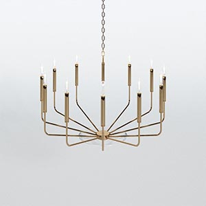 吊灯3D模型-0202D49