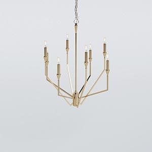 吊灯3D模型-0202D50