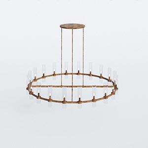 吊灯3D模型-0202D53