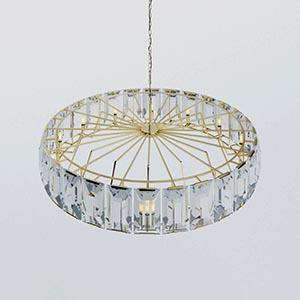 玻璃吊灯3D模型-0202D54