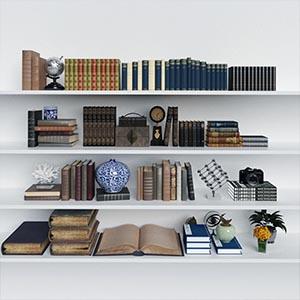 书3D模型-0315S7