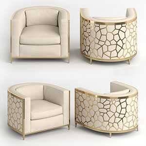 单人沙发3D模型-010201S29