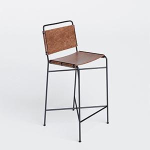 现代吧椅3D模型-010402D8